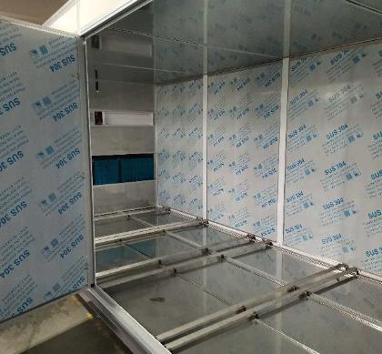 热泵烘干机烘干房