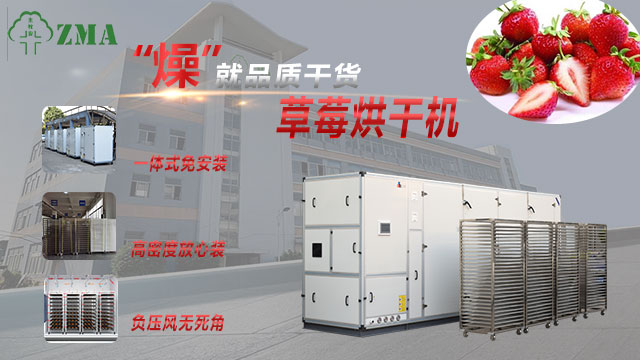 草莓烘干机