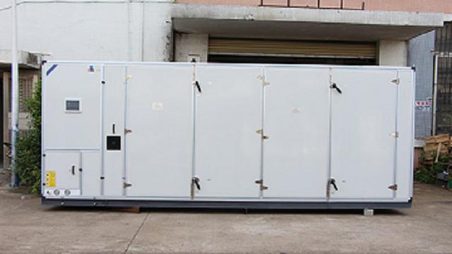 更新换代的空气能八角烘干机运行更稳定【主牧安】