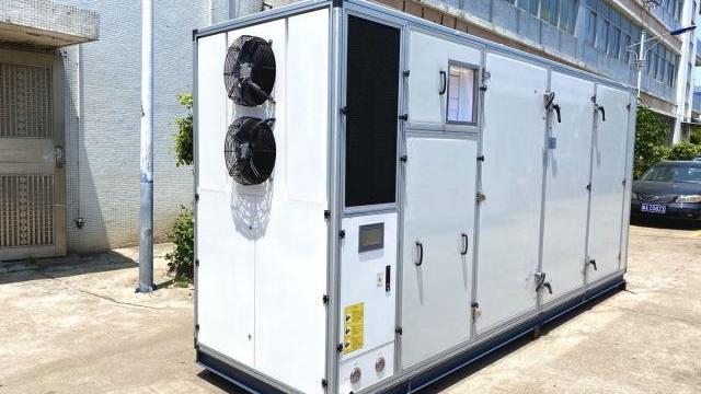 空气能高温热泵烘干机耗电吗?【主牧安】