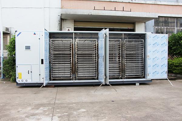 热泵空气能烘干机